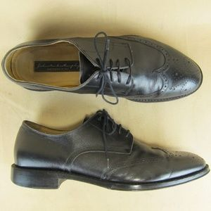 Johnston Murphy Wing Tip Oxford Brogue US 10 Men